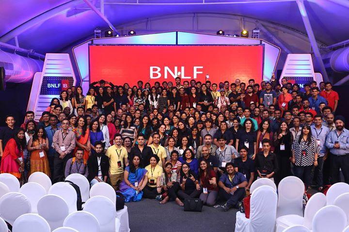 Bloggers across the Globe - BNLF