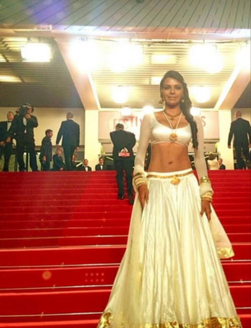 Sherlyn Chopra Cannes 2013.jpg