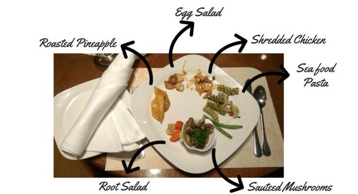 Solitaire restaurant