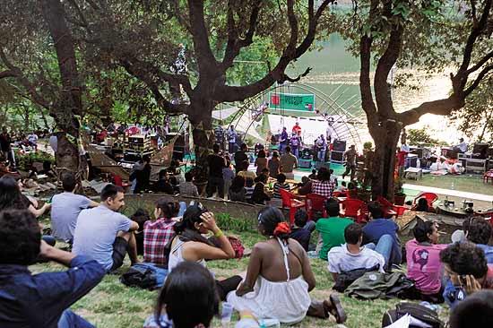 Escape music festival in india